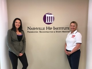Physiocure visit Nashville Hip Institute