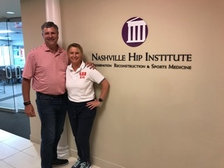 Physiocure visit Nashville Hip Institute 2